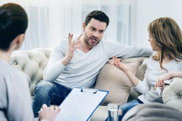 Terapia małżeńska/par